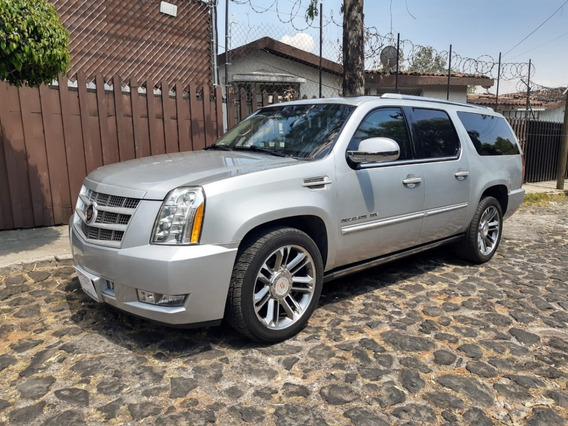 Cadillac Escalade Esv 2012 Blindada Nivel Iii 3 Blindaje