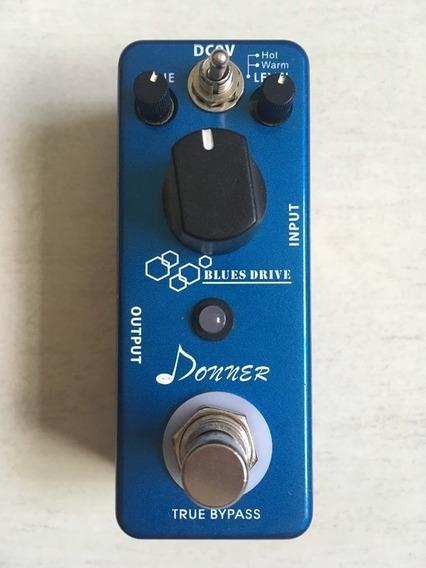 Pedal Donner Blues Drive