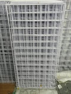 Reja Malla De Alambre De Exhibir De 1.50 M X 50 Cm.