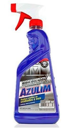 Brilha Inox Azulim Start  500ml