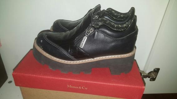 Zapatos De Nena Lady Stork