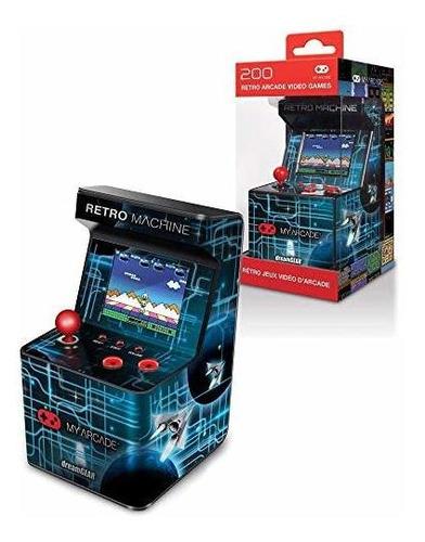 Sist De Juegos Portatil Arcade Retro Machine, 200 Juegos Inc