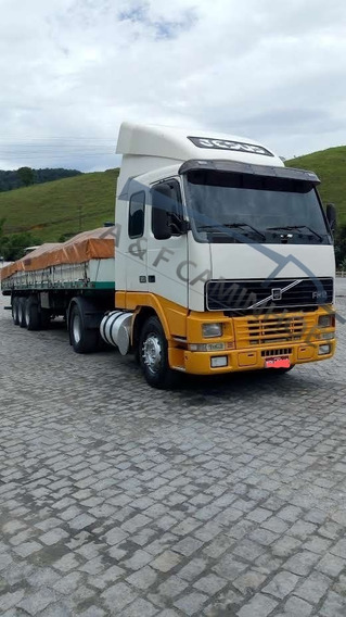 Volvo Fh 380 2002 4x2 Com Carreta Carga Seca 1998