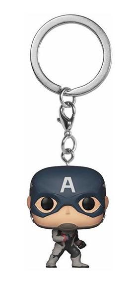 Funko Pop! Keychains: Avengers Endgame - Captain America