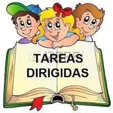 Tareas Dirigidas A Niñ@s De Pre-escolar Y Primaria
