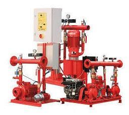 Sistemas Contraincendio De Agua Presurizada