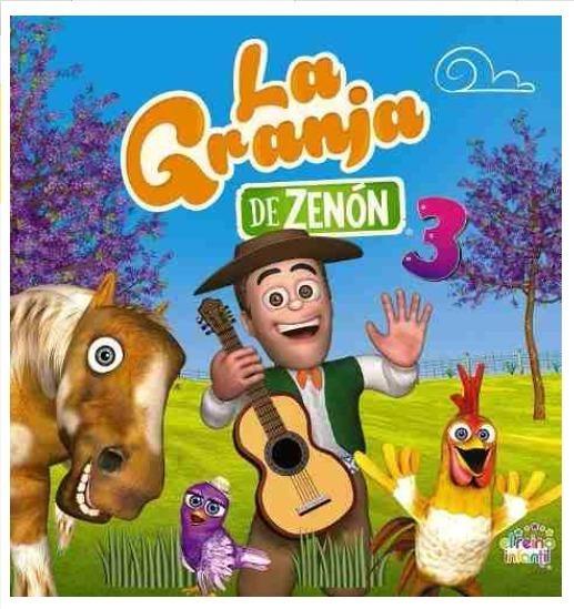 Dvd Las Canciones De La Granja Vol 3 En Stock Musicanoba