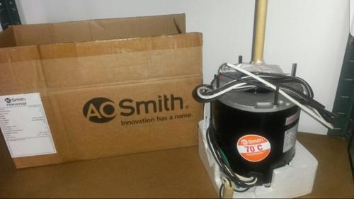 Motor 3/4 Hp 460v 1075 Rpm Ao Smith Nuevo