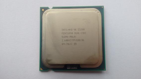 Processador Intel Pentiu Dual Core E5300 2.60ghz/2m/800