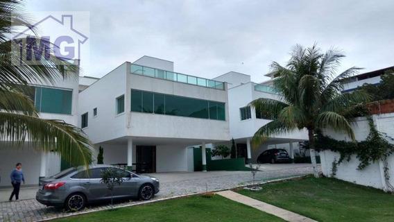 Casa Com 3 Dormitórios À Venda, 230 M² Por R$ 1.300.000,00 - Cancela Preta - Macaé/rj - Ca0041
