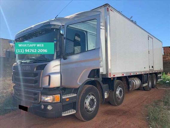 Scania P310 Truck R$360.000