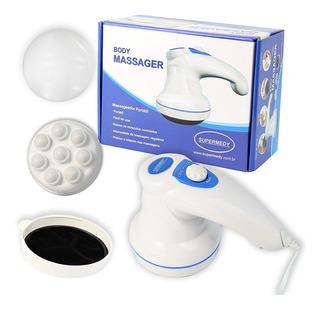 Massageador Body Massage C/ Acessórios Supermedy
