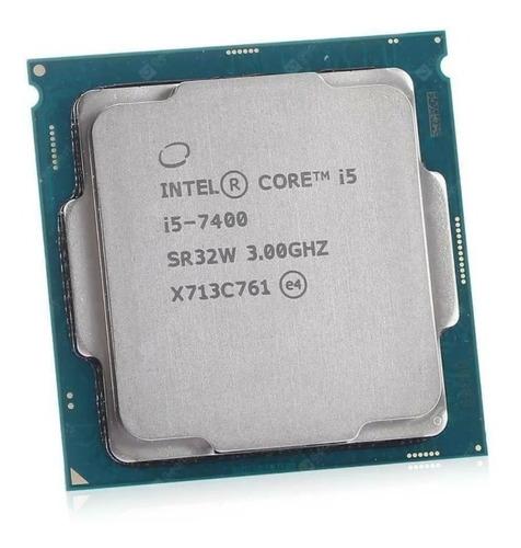 Processador Intel Core I5-7400 De 4 Núcleos E 3ghz