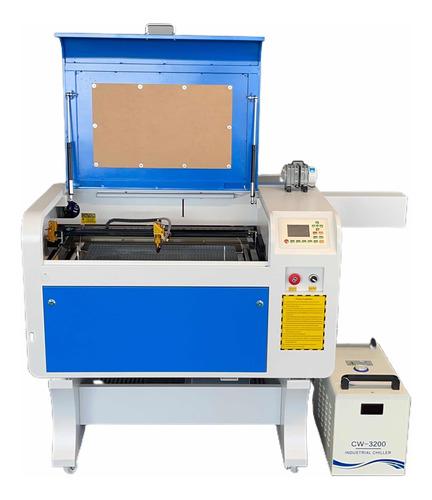 Imagen 1 de 5 de Maquina Laser Cnc 6040 80w