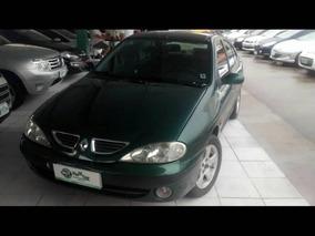 Megane Sedan Rxe/egeus 2.0 8v