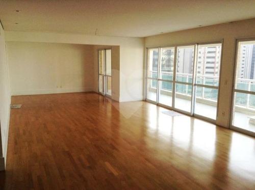 Apartamento À Venda No Brooklin - 190-im94721