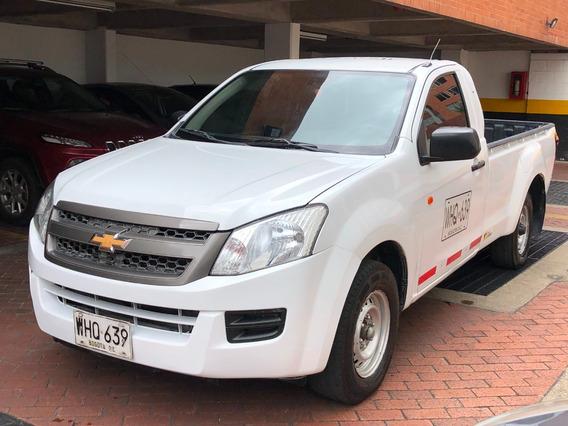 Chevrolet Luv D-max 4x2 2500cc Tdi Mt Aa Dh Fe