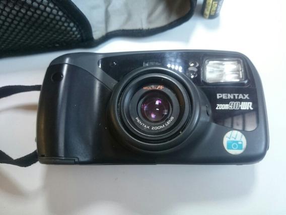 Camera Antiga Pentax Zoom 90wr
