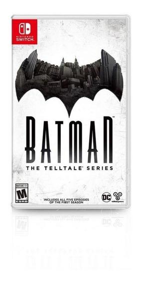 Jogo Game Batman The Telltale Series - Nintendo