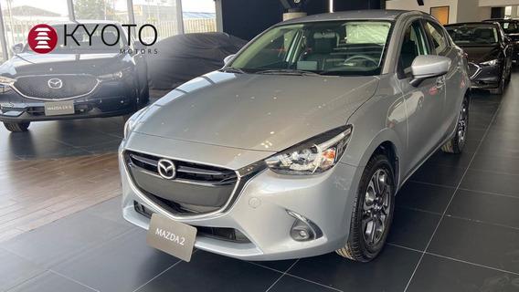Mazda 2 Sedán Grand Touring Mecánico 2020 Plata Estelar