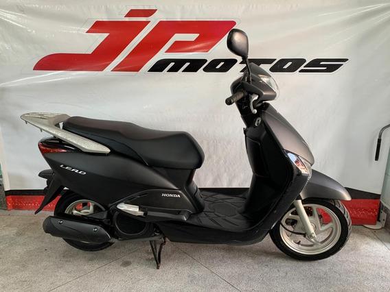 Honda Lead 110 Preta 2015