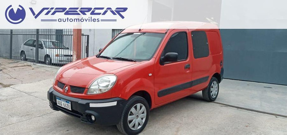 Renault Kangoo 1500 Y 48 Cuotas En $ 1.6 2009 Impecable!