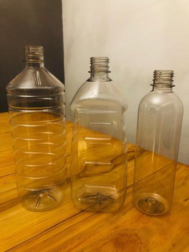 Botellas Pet Distintos Tamaños...
