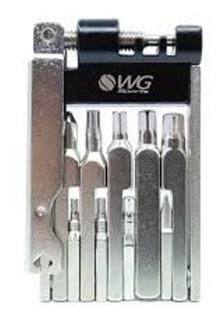 Canivete Chave Allen Wg 12 Funções Com Extrator Corrente.