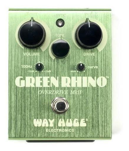 Black Friday - Green Rhino Overdrive Mk Ii - Novo