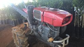 Microtrator Yanmar Tc11 Diesel Com Rotativa,em Ótimo Estado