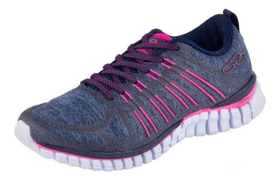 Tênis Olympikus Extreme Marinho/pink