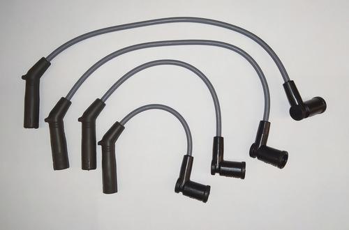 Imagen 1 de 1 de Cables Para Bujías Silicón Ford Fiesta Ikon 2002-2004 1.6 L