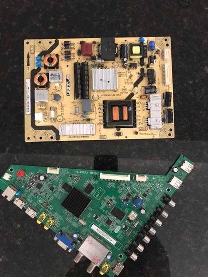Placas Da Tv Philips Modelo Ph39e53sg 39 Polegadas