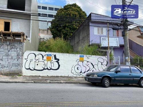 Imagem 1 de 3 de Terreno À Venda, 240 M² Por R$ 450.000,00 - Vila Progresso - Guarulhos/sp - Te0192