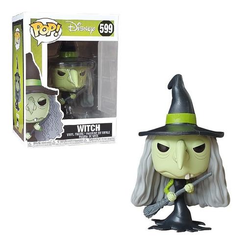 Funko Pop Disney Nbc - Witch 599. Original Wabro