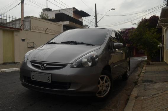 Honda Fit Ex 2008/2008 Manual Ipva Pago
