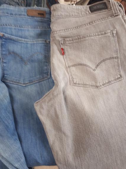 Calça Jeans Levis 42 Feminina