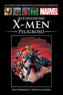 Marvel Salvat Vol.24 - Astonishing X-men: Peligroso