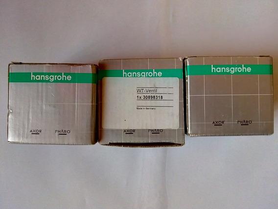 10pz Contra Para Lavabo Hansgrohe Wt-ventil 30898318