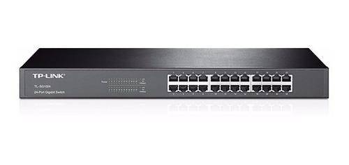 Switch Tplink Gigabit 24 Puertos Tl Sg1024  1024