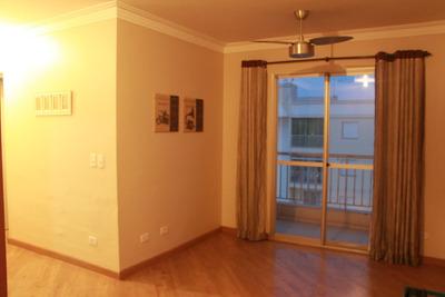Apartamento De 2 Dormitórios Com Armários Coz./quarto Casal