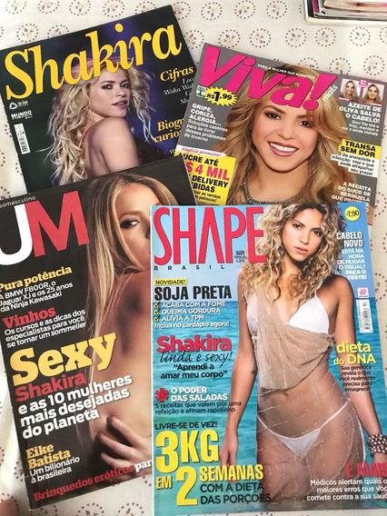 Revistas - Shakira