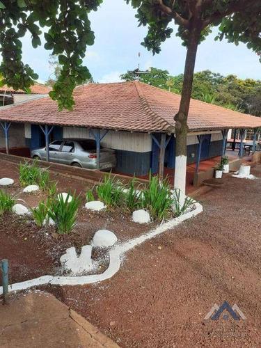 Imagem 1 de 21 de Chácara À Venda, 1232 M² Por R$ 250.000,00 - Centro - Alvorada Do Sul/pr - Ch0197