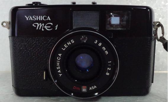 Câmera Fotográfica Yashica Me 1 Necessita Revisão