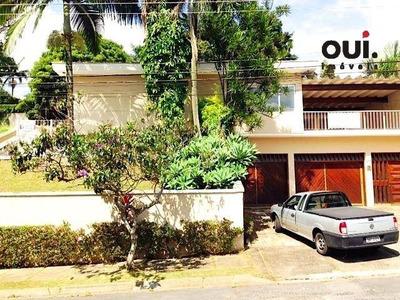 Casa Residencial À Venda, Morumbi, São Paulo - Ca0044. - Ca0044