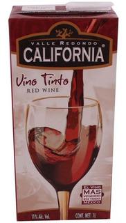 Vino Tinto California Mexico 1l