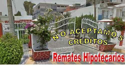 Remate Bancario En Nezahualcoyotl Id4723