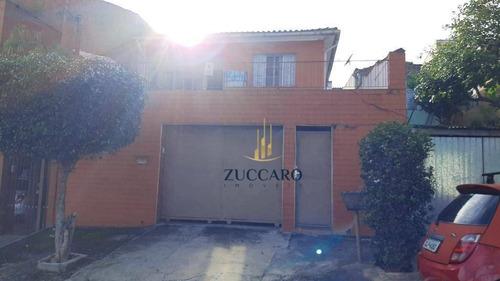 Casa Com 2 Dormitórios À Venda, 250 M² Com Edicula  Por R$ 320.000 - Vila Nova Galvão - São Paulo/sp - Ca4126
