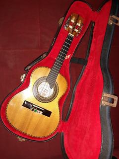 Cavaco Carlinhos Luthier 5 Faia 2000 Case Capatador Blackbug