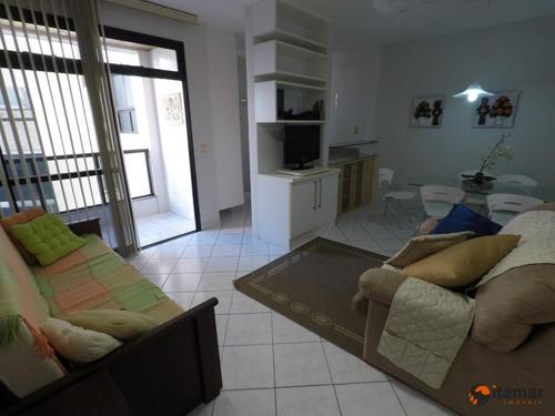 Apartamento Em Centro, Guarapari/es De 65m² 1 Quartos À Venda Por R$ 300.000,00 - Ap861220